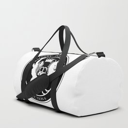 MI6 Logo (Millitary Intelligence Section 6) Duffle Bag
