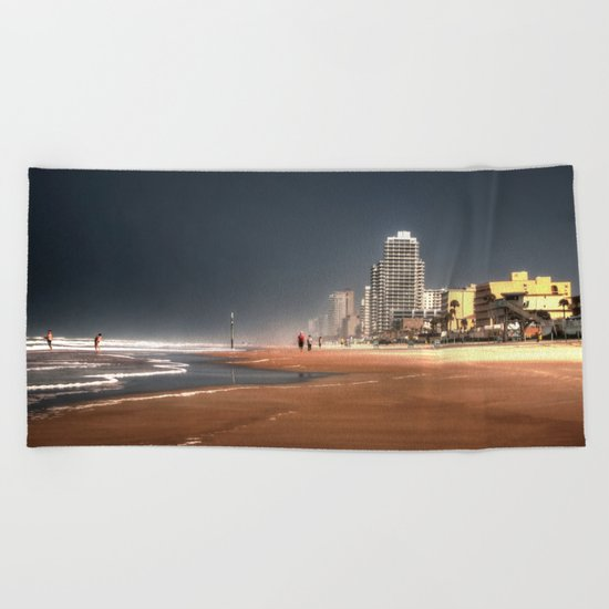Flow With It Beach Towel