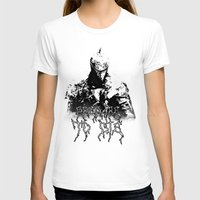 dark souls T-shirts featuring Prepare to Die ( Dark Souls II ) by Green'n'Black