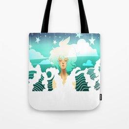 Be Fluid Tote Bag
