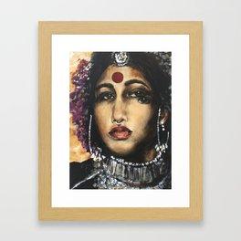 Fizar Framed Art Print