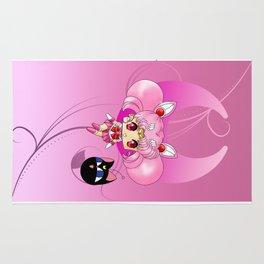 Sailor Mini Moon Rug