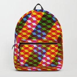 Shifting cubes Backpack