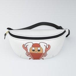 Lobster Egg Fanny Pack