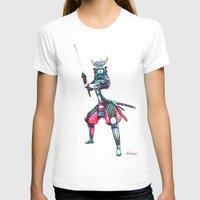 samurai T-shirts featuring Samurai by arnedayan