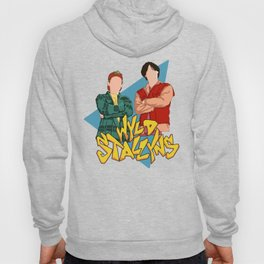 Bill and Ted Wyld Stallyns Hoody
