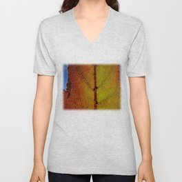 Fall Colors In Southern California Unisex V-Neck