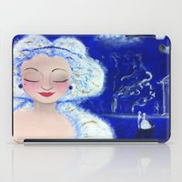 cinderella iPad Cases featuring cinderella by giuliamarchione