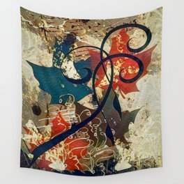 Winds of Change Wall Tapestry