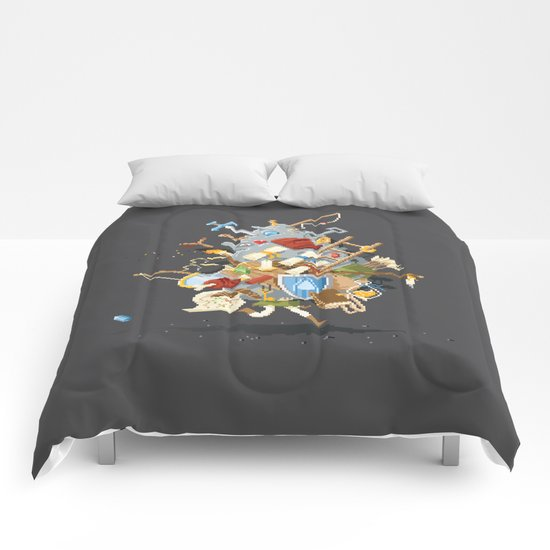 It's Dangerous to go alone, Take This. Comforters