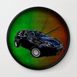 Italian-Car Wall Clock