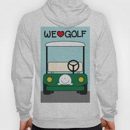 WE♥GOLF Hoody