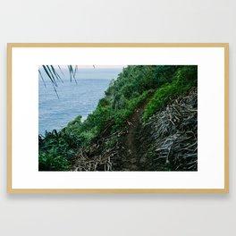 Kalalau 2 Framed Art Print