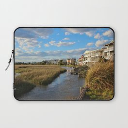 Coastal Marshes Laptop Sleeve