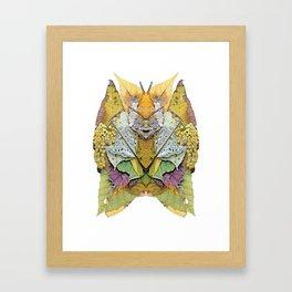 Hakosam Framed Art Print