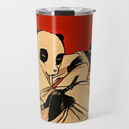 JIU JITSU PANDAS Travel Mug