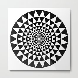 Eye of Eternity Metal Print