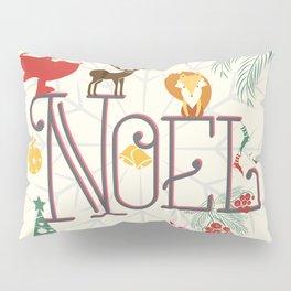 Christmas Noel Pillow Sham