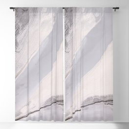 Elements of Serenity Blackout Curtain