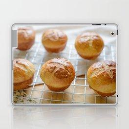 Baked sweet buns Laptop & iPad Skin
