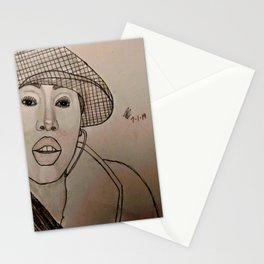 Missy Elliot by Double R Stationery Cards