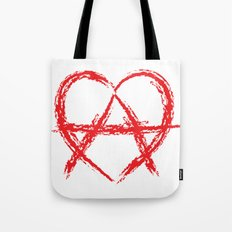 Anarcheart Tote Bag