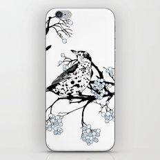 Mistle Thrush. iPhone & iPod Skin