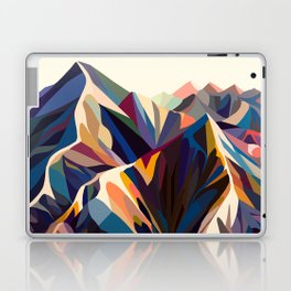 Mountains original Laptop & iPad Skin