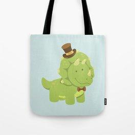 TriceraTOP-HAT Tote Bag