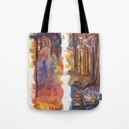 Forest Owls Tote Bag