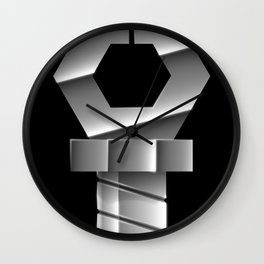 Snapping Claw - Sixth Generation Steel Wall Clock