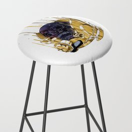 Die with Dream Bar Stool