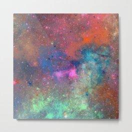 Beauty In Space Metal Print