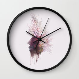 Tomorrow Is Another Day Wall Clock