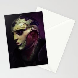 Mass Effect: Thane Krios Stationery Cards