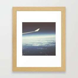 Endless Flight Framed Art Print