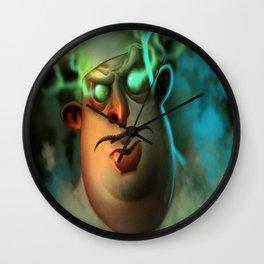 mmm Wall Clock