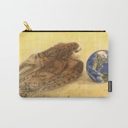 This is not a game by Jacques Lajeunesse Carry-All Pouch