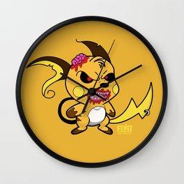 Zombimon - 026 Wall Clock