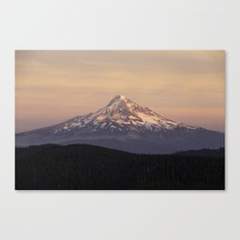 Mt. Hood Backcountry Canvas Print