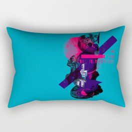 Alchemist Geometry Rectangular Pillow
