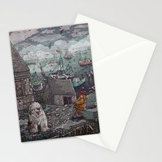 Home for the Harbor Stationery Cards