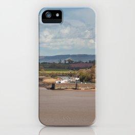 Sharpness Marina iPhone Case