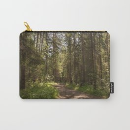 Path to the pine forest Carry-All Pouch