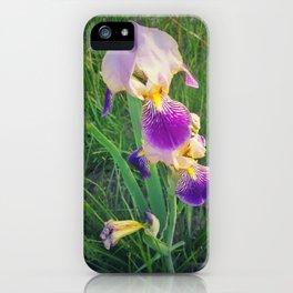 Flower Color Pop iPhone Case