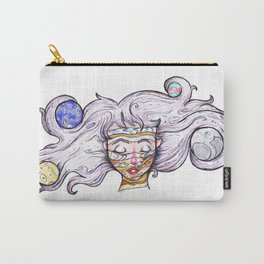 Jupiter in Full Moon Carry-All Pouch