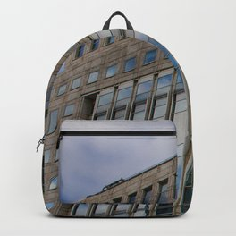 London Photography Canary Wharf Thomson Reuters Backpack