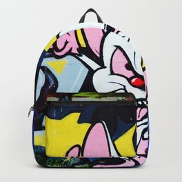 The Brain Graffiti Backpack
