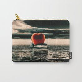 der rote Apfel Carry-All Pouch