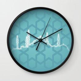 Istanbul Wall Clock